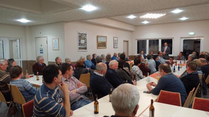 Politischer Aschermittwoch in Oberkalbach