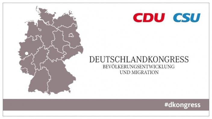 Deutschlandkongress in Bonn